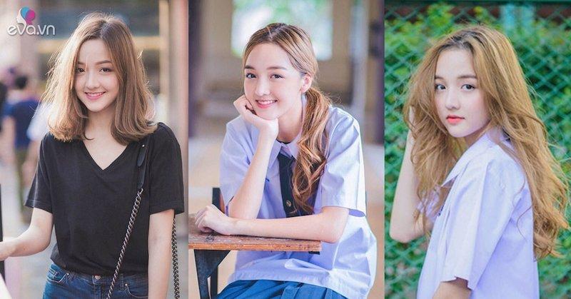 Cách làm trắng da an toàn của Girl Thái.