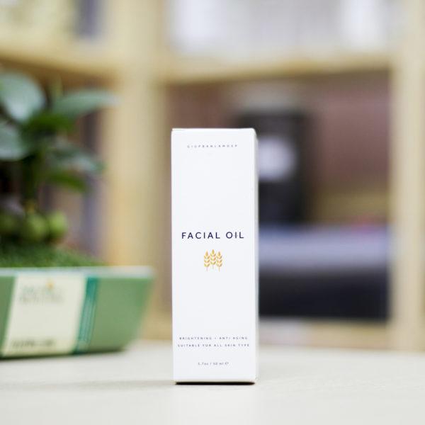 Dầu dưỡng trắng da Facial Oil