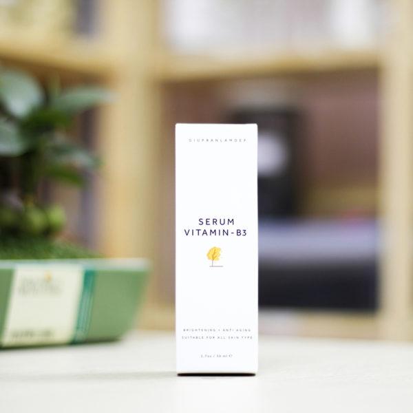 Serum Vitamin B3