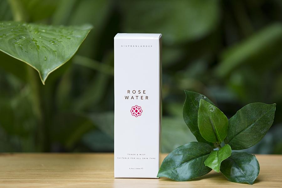 Rose Water [Nước hoa hồng nguyên chất]