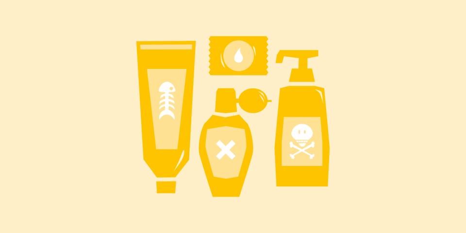 Những hoạt chất bị cấm trong các sản phẩm làm trắng da.