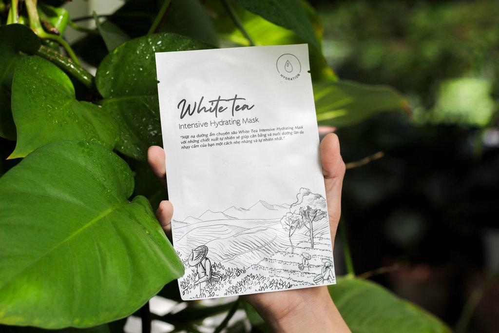 White Tea Intensive Hydrating Mask